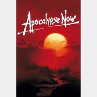 Apocalypse Now / Apocalypse Now / Apocalypse Now Redux / 4K UHD / movieredeem.com or Vudu