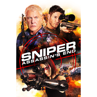 Sniper: Assassin's End / SD / MoviesAnywhere