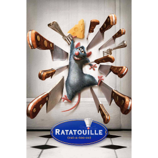Ratatouille - HDX on MA - DMA Point Not Included - Code is not split