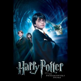 Harry Potter: 8-Film Collection / 4K UHD / MA / Vudu - NOT an Instawatch, Actual WB Code