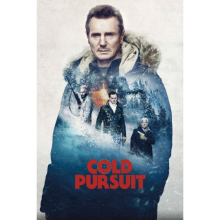Cold Pursuit / 4K UHD / movieredeem.com