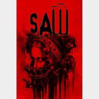 Saw / HD / Vudu / iTunes / GooglePlay / Fandango