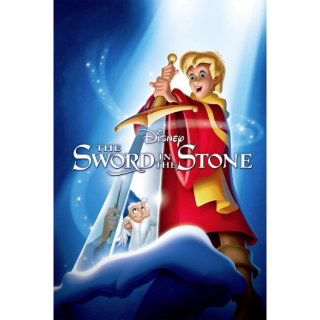 The Sword in the Stone / MA / HD / No DMR Points