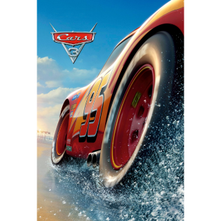 Cars 3 / 4K UHD / Movies Anywhere / VUDU