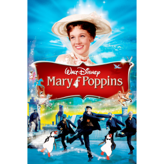 Mary Poppins / MA / / HDX / No DMR Points