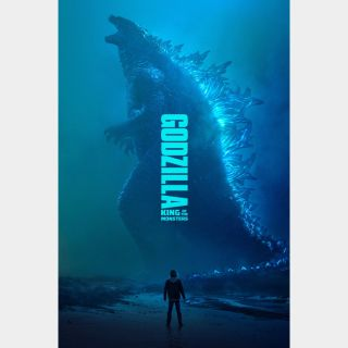 Godzilla: King of the Monsters / HD / Movies Anywhere