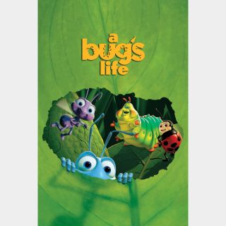 A Bug's Life / HD / Movies Anywhere