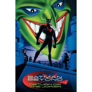 Batman Beyond: The COMPLETE SERIES including - Return of the Joker / HD / wb.com/redeemdigital / VUDU