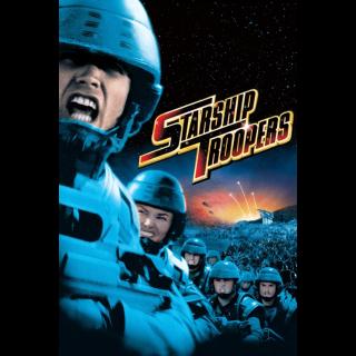 Starship Troopers / 4K UHD / MoviesAnywhere