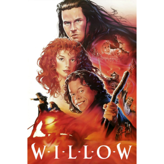 Willow / HD / Movies Anywhere / iTunes / VUDU