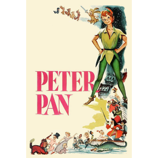 Peter Pan - HDX on MA - Code Not Split - DMR Points NOT Included