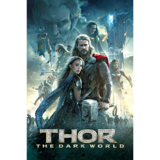 Thor: The Dark World / UHD 4K / MA / No DMR points