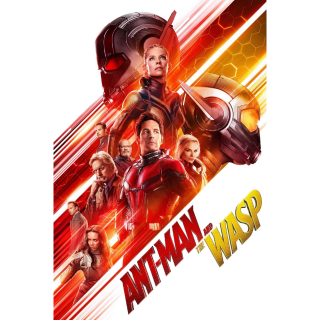 Ant-Man and the Wasp / MA / 4K UHD / No DMR points
