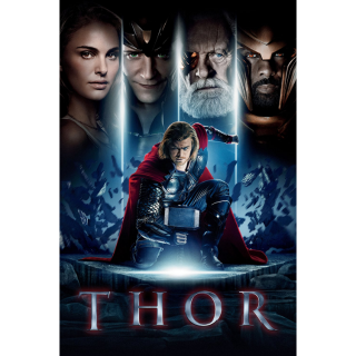 Thor MA / UHD 4K / No DMR points