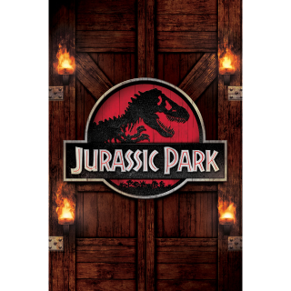 Jurassic Park: 5 Movie Collection / HD / MoviesAnywhere / Vudu (Five Codes)