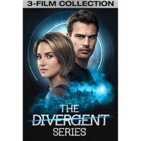 Divergent 3-Film Collection / HD / Vudu / GooglePlay / FandangoNow
