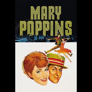 Mary Poppins / GooglePlay / HDX