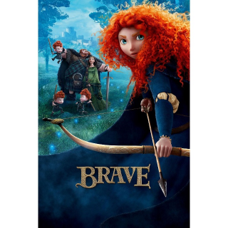 Brave HDX (MA and iTunes, NO DMR POINTS)