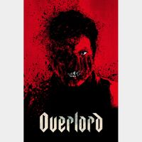 Overlord / HD / Vudu / iTunes (Full Code)