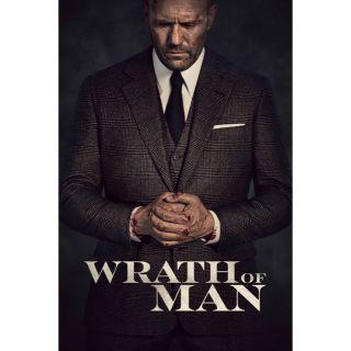 Wrath of Man / SD / Vudu via wb.com/redeemdigital