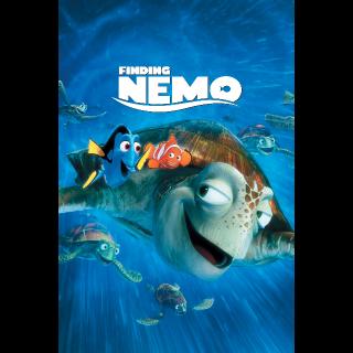 Finding Nemo - 4K UHD on MA - Code Not Split - No DMR