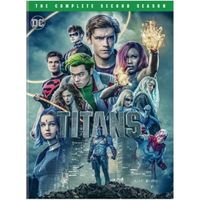 DC Titans: The Complete Second Season / HD / MoviesAnywhere / Vudu