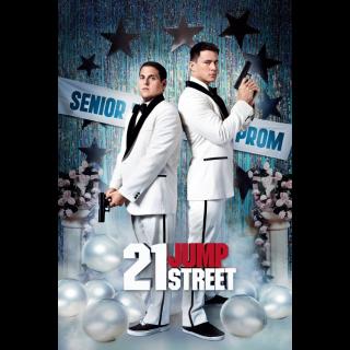 21 Jump Street / 4K UHD / MoviesAnywhere