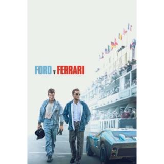 Ford v Ferrari / 4K UHD / Movies Anywhere