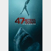 47 Meters Down: Uncaged / HDX / movieredeem.com