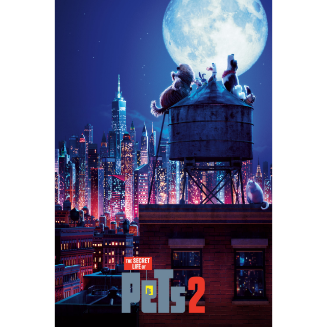 The Secret Life of Pets 2 / VUDU Redeem / Watch it NOW / HD
