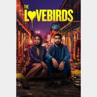 The Lovebirds (Unrated) / HD / Vudu / iTunes / Fandango Now via paramountdigitalcopy.com
