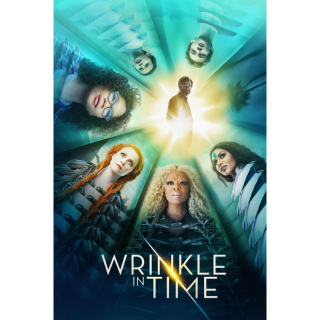 A Wrinkle in Time / MA / HDX / No DMR Points