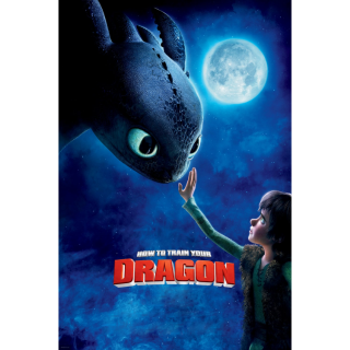 How to Train Your Dragon 1 AND 2 -- 2-Film Collection -- BOTH Films Included