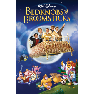Bedknobs and Broomsticks / HD / Movies Anywhere / iTunes / VUDU