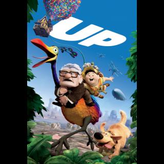 Up / 4K UHD / Movies Anywhere / VUDU