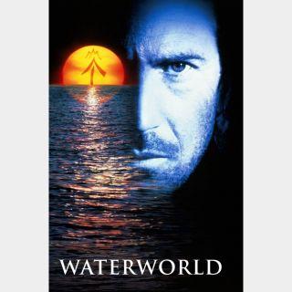Waterworld / 4K UHD / Movies Anywhere