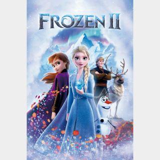 Frozen II / 4K UHD / Movies Anywhere