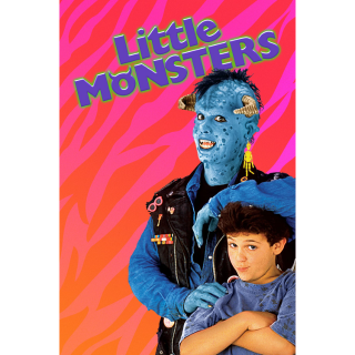 Little Monsters / HD / Vudu, GooglePlay, and FandangoNow via movieredeem.com
