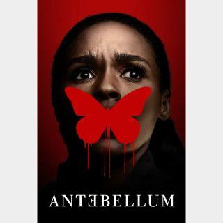 Antebellum / HDX on Vudu / HD on Fandango / HD on iTunes / via movieredeem.com