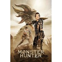 Monster Hunter 4K - MoviesAnywhere