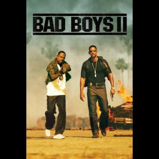 Bad Boys II / HD / MoviesAnywhere