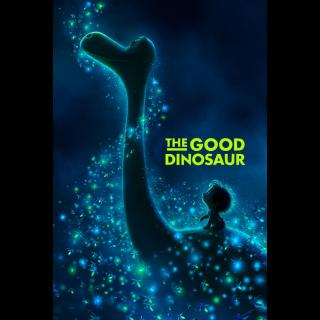 The Good Dinosaur / 4K UHD / Movies Anywhere / VUDU