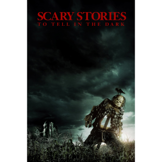 Scary Stories to Tell in the Dark / movieredeem.com / 4K UHD
