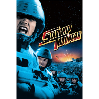 Starship Troopers / 4K UHD / MoviesAnywhere