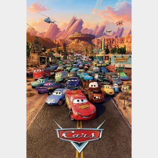 Cars / GooglePlay / HD