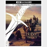 The Hobbit Trilogy (Theatrical and Extended Versions) / 4K UHD / Movies Anywhere