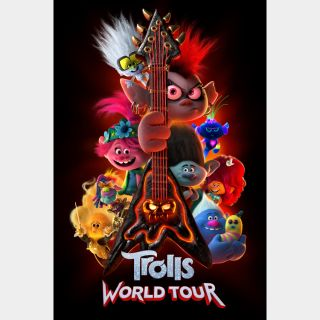 Trolls World Tour & Trolls - 2-Film Collection / HD / MoviesAnywhere