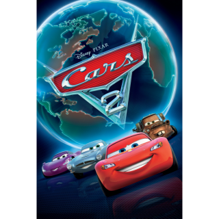 Cars 2 / MA / 4K UHD / No DMR