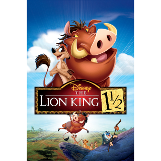 The Lion King 1½ / HD / Movies Anywhere