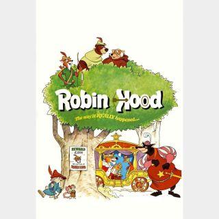 Robin Hood / HDX / Movies Anywhere / iTunes / VUDU